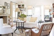 Neutrals / Get inspired with these neutral spaces, featuring the best neutral color palettes - cream, white, beige and gray.