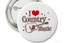 Country Music / by Pat Tompkins