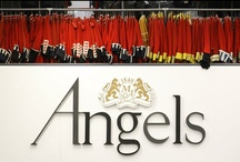 Angels The Costumiers / Angels has been dressing the entertainment industry for nearly 170 years. We own the largest collection of costumes and accessories anywhere in the world. Eight miles of hanging costume, all of which are available for productions large and small, from epic to art-house. Here is a small glimpse behind the doors of Angels the Costumiers. / by Angels Fancy Dress