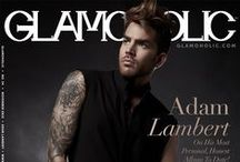 Glamoholic Issues / The latest features and editorials from Glamoholic magazine. Interviews with actors, singers, TV personalities, Fashion spreads and more.
