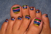 NAIL DESIGNS / by Sandra