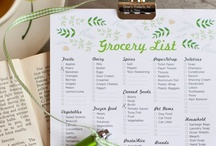 PRINTABLES & COUPONING TIPS / by Sandra