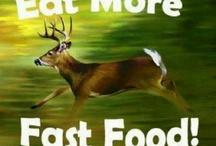 Fast Food / Bama's Favorite Wild Game & Seafood Recipes https://www.facebook.com/bamasfavoritegrub