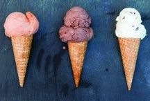 Ice cream and Gelato / by Claire Dolan