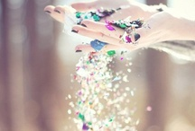 All that Glitters / Looking and feeling great, glowing; the ability to set a room on fire, that's the power of attraction and all that glitters!