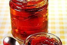 Jams, Jellies, Sauces and Preserves