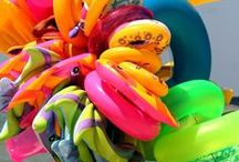 Ingenious Inflatables / I've loved inflatable things for as long as I can remember! / by Meredith Brown
