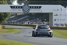 SEAT Leon Cup Racer at the Goodwood Festival of Speed / by SEAT Sport