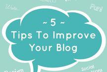 Blogging / Online