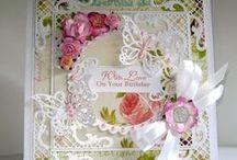 Spellbinder Cards / by Lynette Larson Campbell