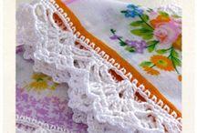 Crochet Edgings.. Dantel uç