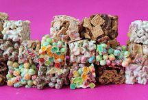 Food Fanatic... Krispie Treats