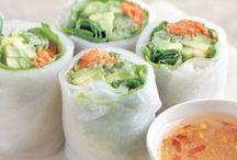 Food Fanatic... Asian Flair