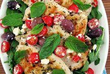 Food Fanatic... Greek Opa!