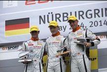 SEAT Leon Eurocup 2014. Nurburgring