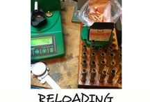 Reloading &  Accuracy / by Bama G.