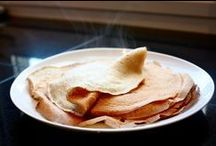 Pancakes & Crepes / by Elizabeth Psyck