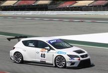 Spanish Endurance Cup 2014. Barcelona / by SEAT Sport