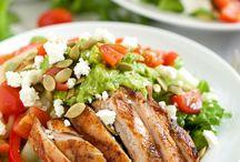 Food Fanatic... Salads
