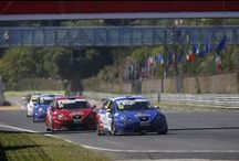 European Touring Car Cup 2014. Pergusa / by SEAT Sport