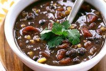 Food Fanatic... Soups, Stews & Chili