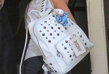 MCM Bag / MCM Bag and Celebrities
