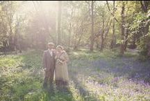 Spring Weddings - Rebecca Douglas Photography / Spring Weddings in the UK captured by wedding photographer Rebecca Douglas Photography. Whatever the weather or the season you can have gorgeous, romantic, natural, fun and quirky images all year around.
