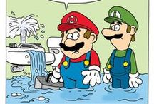 Plumbing & Pipe / Same shift, different day. A flush beats a full house. Customer service is our #1 priority. In The #2 Business We're #1 I pity the stool. The best place to take your leaks. We repair what your husband fixed. Your John's best friend. We're plumb crazy!