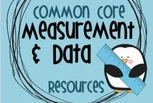Common Core MD Resources / Resources for the Measurement and Data strand of the Common Core standards, grades K-5. These boards are no longer open for collaborators.