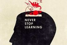 Lifelong learning / Education inspiration; because learning is a lifelong process.