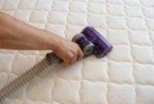 Nettoyage et entretien de la maison / Trucs de nettoyage, d'entretien...tout pour me simplifier la vie.