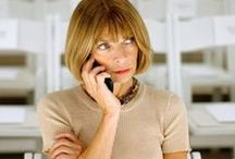 Midlifechic Iconic Style - Anna Wintour / Anna Wintour is another woman who looks better the older she gets. She has created her own look from which she rarely deviates. A great starting point for women over 40 who are defining their style.