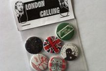 London Calling Festival / London Calling is the showcase festival for new bands, with special focus on the UK and USA. All items are available at paradisowinkel.nl, thé store of the Dutch concert hall, club and cultural center Paradiso (Amsterdam, The Netherlands). The realization and sales are in cooperation with the programmers, designers, artists, musicians, and various brands.