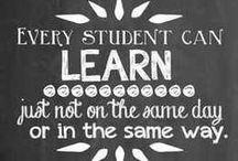 Teacher Inspirations Quotes / A little inspiration for my overworked teacher friends :)