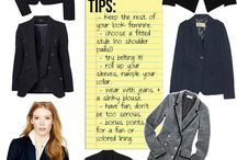 Midlife chic - the Parisian look / Easy French style fashion inspiration for women over 40.
