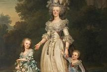 MARIE ANTOINETTE / THE STYLE & TASTE OF MID - LATE 18TH CENTURY FRANCE