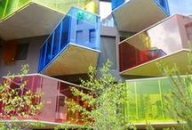 Unique Buildings ╭⊰✿ / Cool Buildings - Design & Architecture