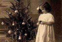 Christmas - The Most Wonderful Time of the Year <3 / Angels, Santas and everything Christmas - vintage and new