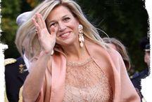 Queen Maxima / Queen Maxima of the Netherlands