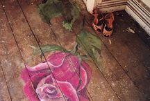 Talvez, um dia...pinte outro chão!