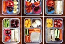 Healthy Snacks for Busy Teachers / healthy snack ideas that busy teachers can grab for lunch or after school