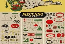Meccano / Loved it as a youngster - yearn for it now !
