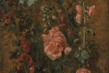 John Constable - Artist / No.  I didn't know that he also painted still life, either !