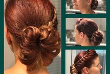 wedding hairstyles - Brautfrisuren / https://www.stopperka.de/stopperka-seminare/