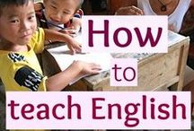 TEFL / all things for Teaching English as a Foreign Language