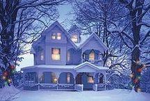 New England Christmas / just Christmas