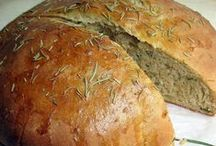 "Bread / ""The staff of life"" in a number of varieties - shapes, recipes, nationalities, and methods of baking them."