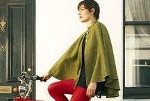 Capeando el otoño / Prendas de vestir: la capa