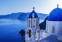 Greece / One of the birthplaces of western civilisation, Greece is a land of culture, history and remarkable beauty. Explore spectacular golden beaches and sun-soaked islands. Dine at cosy tavernas and discover UNESCO World Heritage Sites. It's a land suitably fit for the gods.