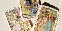 Pride & Prejudice / Una raccolta di immagini e illustrazioni del romanzo Orgoglio e Pregiudizio, dalle classiche dell'edizione Brock a quelle più moderne.